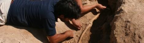 Archeologi al lavoro a Campo Reatino