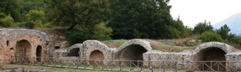 L'area archeologica delle Terme di Cotilia