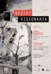 Locandina Visionaria_Keziat