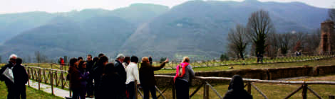 Escursioni e visite guidate con il FAI Rieti