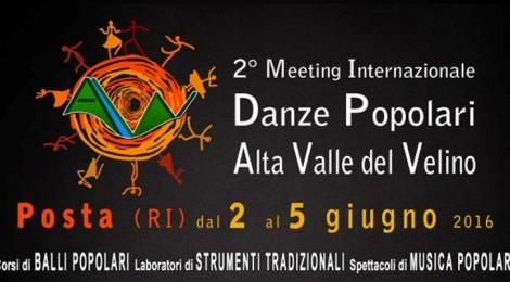 2° Meeting Internazionale Danze Popolari AVV