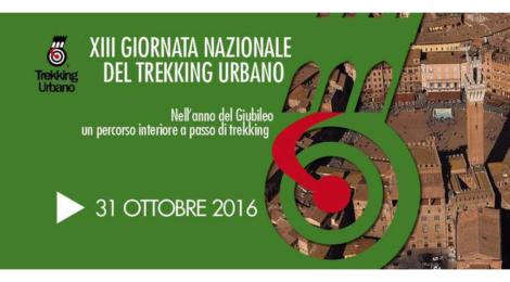 XIII Giornata Nazionale del Trekking Urbano