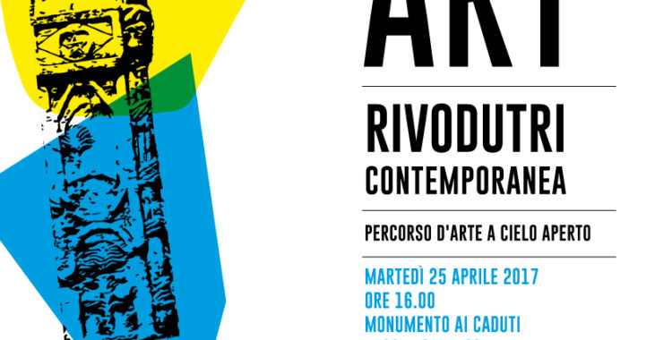 Arte contemporanea a Rivodutri