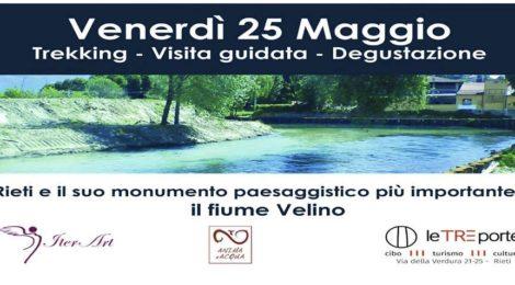 Trekking sul Velino