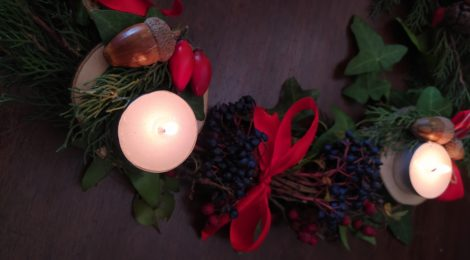 Il solstizio d'inverno e la luce del Natale